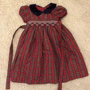 Rare Edition Christmas Dress Size 4